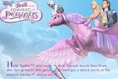 Барби и крылатый конь пегас