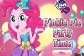 Пинки Пай Время Праздника в Эквестрии