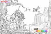 Красавица и Единорог