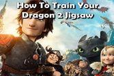 Как Приручить Дракона 2: Пазл