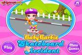 Малышка Барби: Упала со Скейта