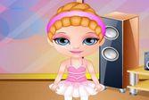 Малышка Барби на Балете