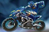 Супер Рейнджеры Самураи на мотоцикле