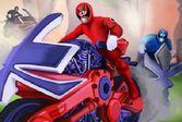 Рейнджеры Cамураи 2: гонки на мотоцикле