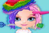 Малышка Барби: Смелые Причёски