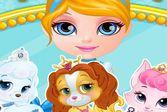 Малышка Барби и Любимые Питомцы
