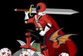 Кровожадная нечисть и рейнджер самурай