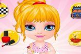 Малышка Барби Бездельничает