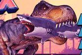 Динозавр Рекс в Майами