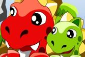 Бродилка Двух Динозавров