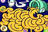 Винни Пух в лабиринте мёда