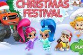 Шиммер и Шайн рождественский фестиваль