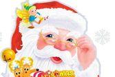 Нарезка Фруктов на Рождество