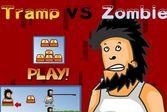 Хобо бомж против зомби