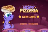Хопи готовка пиццы