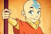 Аватар Аанг: Четыре камня