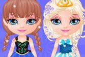 Барби: Вечеринка Холодное Сердце
