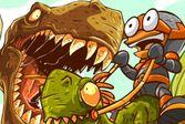 Езда на Динозавре