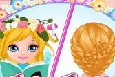 Малышка Барби: Цветочная Коса