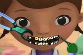 Доктор Плюшева у Стоматолога