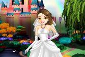 Свадебная Одевалка Золушки