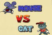 Мышь против кота