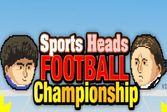 Спортивные Головы – Футбольный Чемпионат