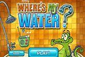 Крокодильчик - где моя вода