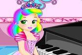 Принцесса Джульетта: Урок Пианино