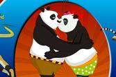 Кунг-Фу Панда: Поцелуй