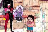 Вселенная Стивена пазл с друзьями