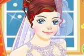 Правильная свадебная причёска