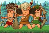 Парни из племени против монстров
