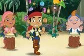 Джейк и Пираты: Танцы в Джунглях