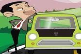 Мистер Бин: Вождение Авто