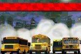 Гонка школьных автобусов