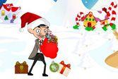 Мистер Бин: Рождественские Прыжки