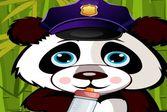 Малышка панда