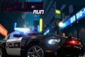 Гонка на полицейской машине 3Д
