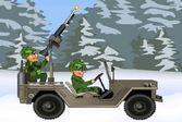 Армейский водитель