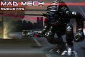 Безумный механик - война роботов