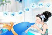 Поцелуй дельфина - морской мир