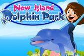 Новый остров - дельфинарий
