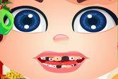 Малыш Карл у дантиста