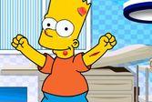 Барт в клинике