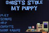 Призраки украли моего щенка