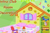 Клуб Винкс - украшение комнаты