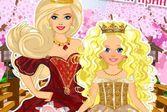 Первый бал малышки принцессы
