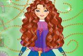 Причёска Мериды