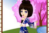 Японская принцесса Кацуми